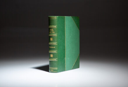 First printing of Tales Of The Jazz Age by F. Scott Fitzgerald.