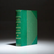 First edition of Save Me The Waltz by Zelda Fitzgerald.