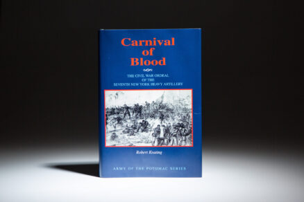 Carnival of Blood by Robert Keating, first edition, limited to 1000 copies.