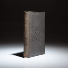 First edition of The Wrong of Slavery, The Right of Emancipation by Robert Dale Owen.