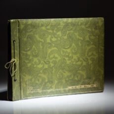 Nazi Photograph Album, including 170 individually mounted photographs.