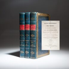 First edition of The Naval Chronology of Great Britain by James Ralfe.