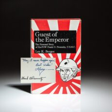 Guest of the Emperor, signed by the author, Lee K. Bergee and Frank O. Promnitz.