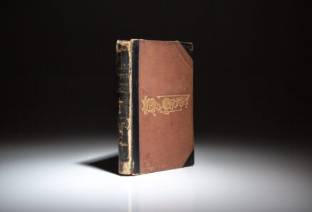 The first cookbook of New Orleans. This is the first edition of The Creole Cookery Book, edited by the Christian Woman's Exchange of New Orleans in 1885.