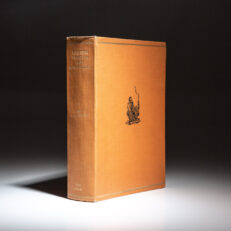 First edition of Eighteen Years on Lake Bangweulu by J.E. Hughes.