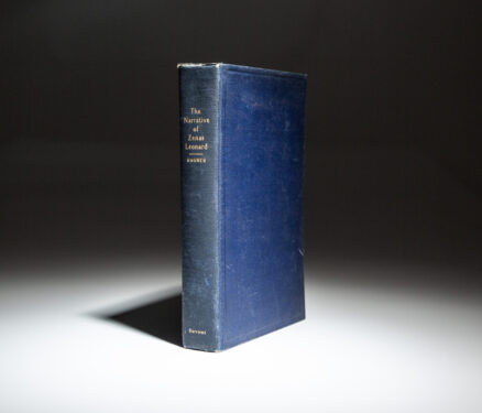 Limited edition of the Adventures of Zenas Leonard: Fur Trader and Trapper 1831-1836, edited by W.F. Wagner.