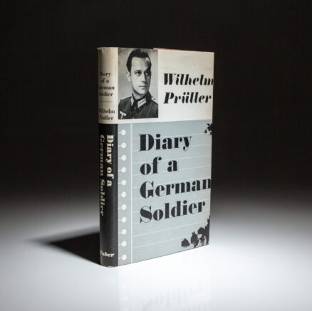 First English edition of the Diary of a German Soldier by Wilhelm Pruller.