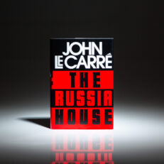 First American edition of The Russia House by John le Carre.