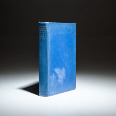First edition of Theodore Roosevelt: Hero To His Valet by James E. Amos.