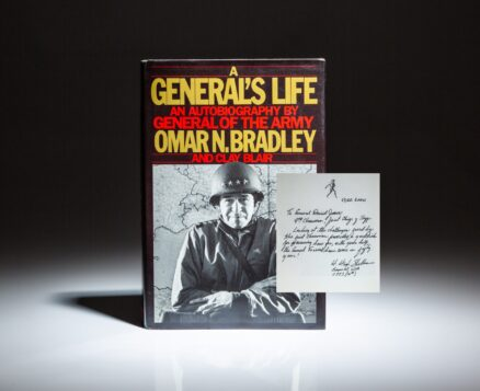 From the Chairman of the Joint Chiefs of Staff, General H. Hugh Shelton, to a former Chairman of the Joint Chiefs of Staff, General David Jones, A General's Life by Omar N. Bradley.