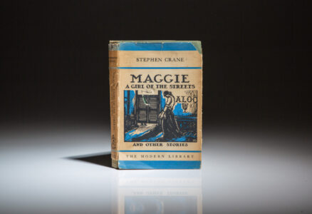Maggie: A Girl of the Streets by Stephen Crane.