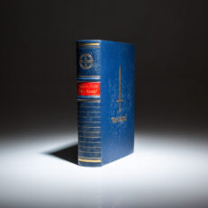 The Deluxe Birthday Edition of Mein Kampf by Adolf Hitler.