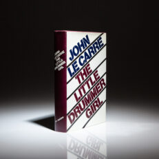 First American edition of The Little Drummer Girl by John le Carre.