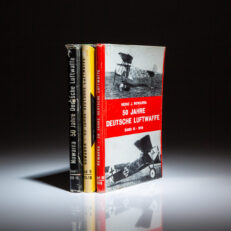 A Pictorial History of Luftwaffe 1910-1960 by Heinz J. Nowarra. Text in both English and German.