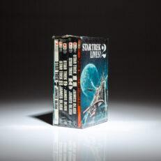 Complete set of Star Trek Lives! 2, by James Blish.