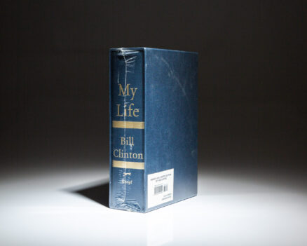 Limited edition of My Life by President Bill Clinton, in publisher's shrink wrap.