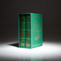 From the Easton Press, deluxe limited edition of Edward Gibbon's The Decline & Fall of the Roman Empire.