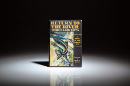 First edition of Return to the River by Roderick L. Haig-Brown.