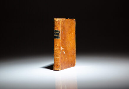 Manual of Parliamentary Practice, Composed Originally for the Senate of the United States, by Thomas Jefferson.
