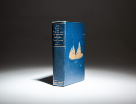 The Life Of Nelson: The Embodiment Of The Sea Power Of Great Britain, second edition, by Captain A.T. Mahan.