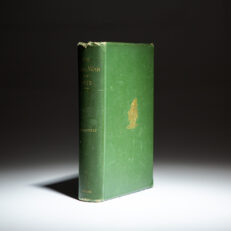 Third edition of The Naval War of 1812 by Theodore Roosevelt, printed in 1883.