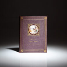 Limited edition of Grouse Feathers by Burton L. Spiller.