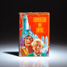 First edition, first printing of Foundation and Empire by Isaac Asimov, in the publisher's first state dust jacket.