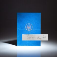 Treaty ratification between the United States and the Republic of Peru regarding Penal Sentences, signed by President Jimmy Carter and Secretary of State Cyrus Vance on April 3, 1980.