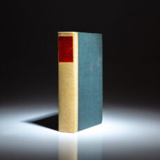 Signed limited edition of The Story of My Life by Clarence Darrow.