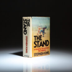 First edition, first printing of The Stand by Stephen King.