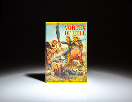 First edition of Brian C. Pohanka's Vortex of Hell: A History of the 5th New York Volunteer Infantry.