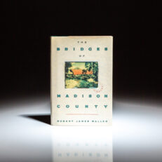 First edition, first printing of The Bridges of Madison County by Robert James Waller.