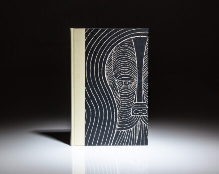 From the Limited Editions Club, Heart of Darkness by Joseph Conrad.