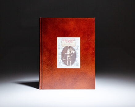 Limited edition of Going Against the Wind: A Pictorial History of African-Americans in Atlanta, signed by Congressman John Lewis, baseball player Hank Aaron, Mayor Andrew Young and Mayor Maynard Jackson.