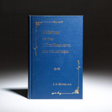 Reprint edition of Dr. J.A. Mowris' A History of the One Hundred and Seventeenth Regiment, N.Y. Volunteers.