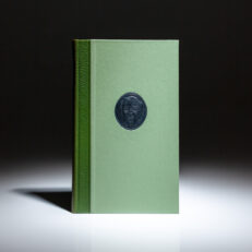 From the Limited Editions Club, The Poems of W.B. Yeats, signed by the illustrator, Robin Jacques.