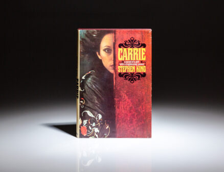 First edition, first printing of Carrie by Stephen King.