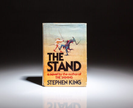 First edition, first printing of The Stand by Stephen King, in the publisher's first state dust jacket.
