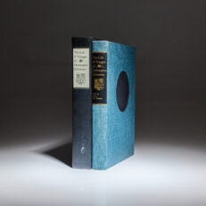 From the Limited Editions Club, Journals and Other Documents on the Life and Voyages of Christopher Columbus, translated by Samuel Eliot Morison.