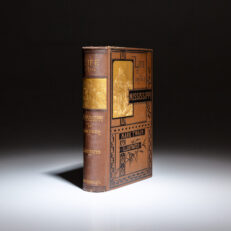 First edition, second state of Mark Twain's Life on the Mississippi.
