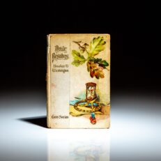 First edition of Daily Resolves, the first book from Booker T. Washington, published in 1896.