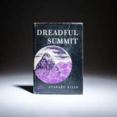 First edition of Dreadful Summit by Stanley Ellin.