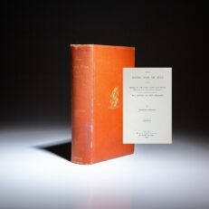 Fifth edition of The Naval War of 1812 by Theodore Roosevelt, printed in 1894.