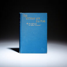 The Veteran and His Pipe by Albion W. Tourgée, published in 1888, being the first edition to bear his name.
